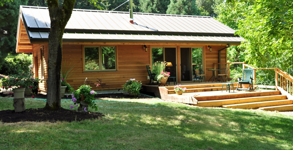 Redwood Cottage image