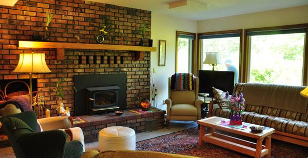 Sequoia Living Room Photo